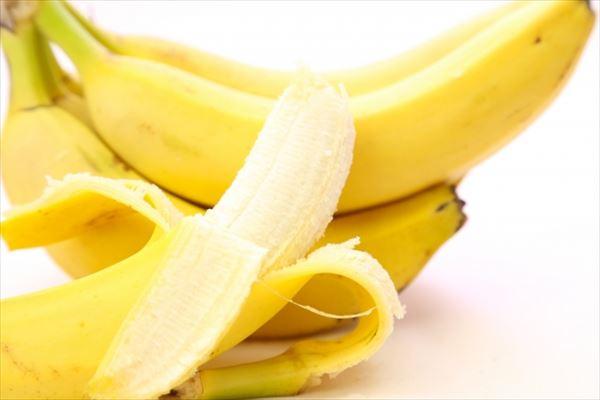 バナナでデトックス