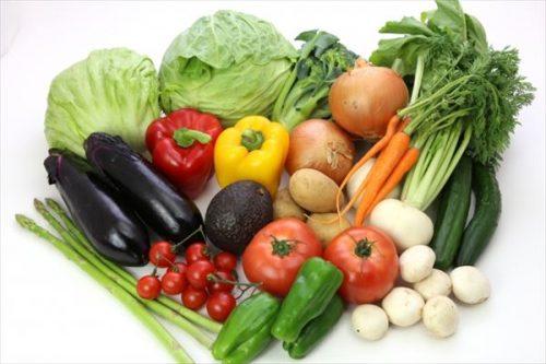 野菜で酵素
