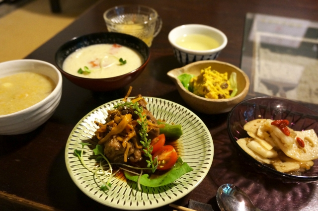 食事と便秘